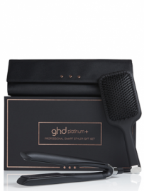 Подарочный набор со стайлером ghd platinum+ и плоской щеткой Коллекция Королевская Династия
