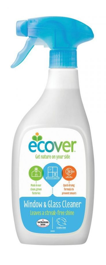 Ecover ЭКО Средство для чистки стеклянных поверхностей, 500 мл