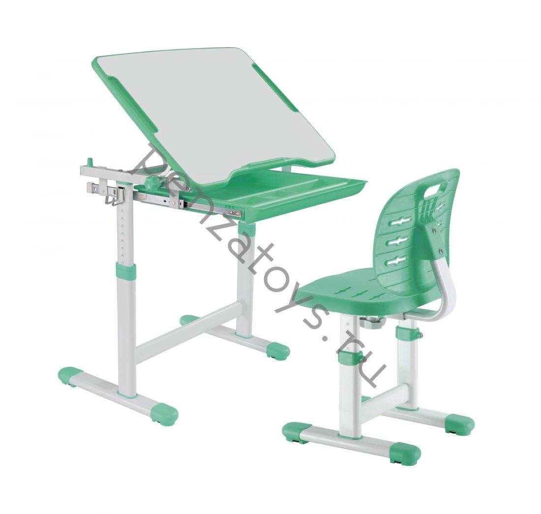 Комплект парта+стул Fundesk Piccolino III