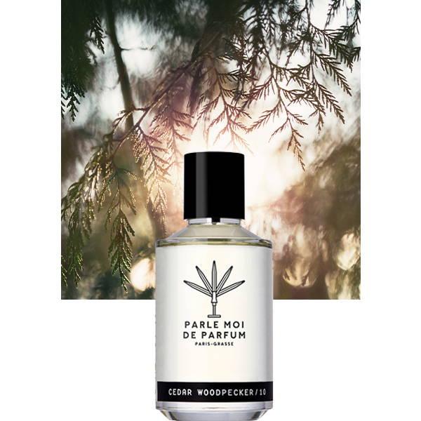 Parle Moi De Parfum CEDAR WOODPECKER/10