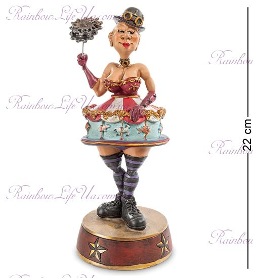 "Фигурка королева цирка ""W.Stratford"""