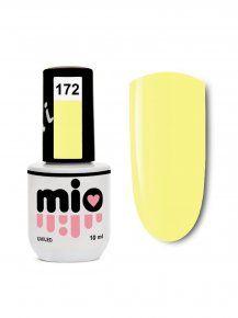 MIO гель-лак для ногтей 172, 10 ml