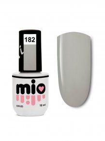MIO гель-лак для ногтей 182, 10 ml