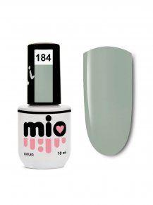 MIO гель-лак для ногтей 184, 10 ml