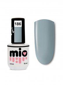 MIO гель-лак для ногтей 186, 10 ml