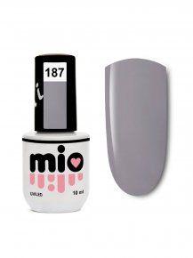 MIO гель-лак для ногтей 187, 10 ml
