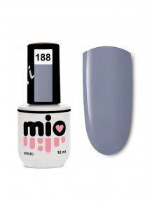 MIO гель-лак для ногтей 188, 10 ml