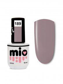 MIO гель-лак для ногтей 189, 10 ml