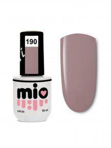 MIO гель-лак для ногтей 190, 10 ml