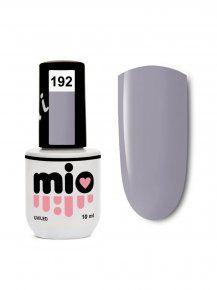 MIO гель-лак для ногтей 192, 10 ml