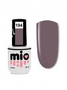 MIO гель-лак для ногтей 194, 10 ml