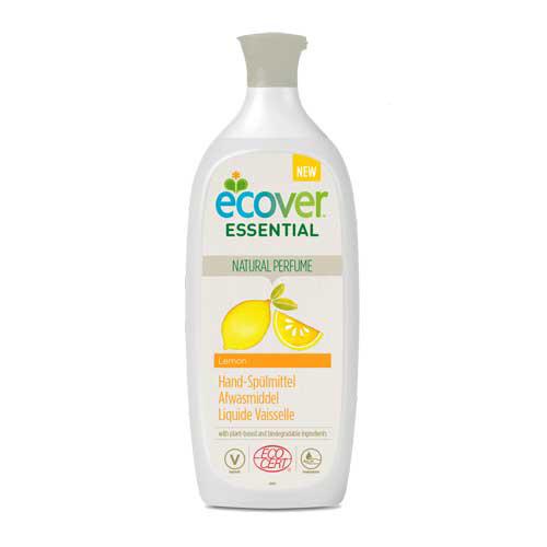 Ecover Essential Жидкость для мытья посуды лимон, 1 л