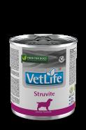 Farmina Vet Life Diet Dog Struvite Диетический влажный корм для собак, для лечения и профилактики МКБ, 300г