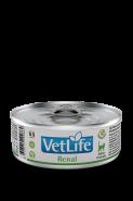 Farmina Vet Life Diet Cat  Renal Диетический влажный корм для кошек при болезнях почек, 85гр