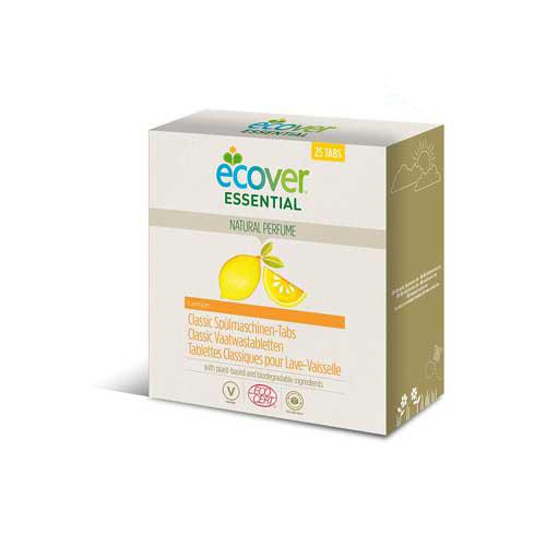Ecover Essential Таблетки для посудомоечной машины, 500 г