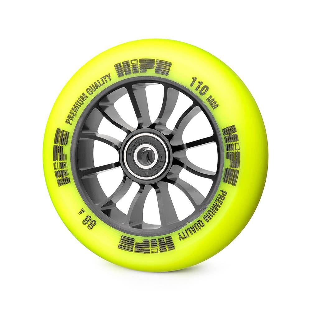Колесо HIPE H01 110мм black/yellow