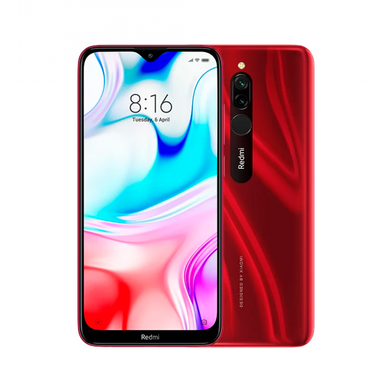 Смартфон Xiaomi Redmi 8 3/32GB Red