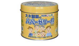 Детские витамины AD+С со вкусом лимона 120 шт.
