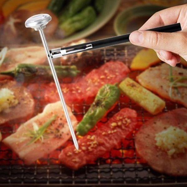 Термометр со щупом для барбекю Instant Read Thermometer