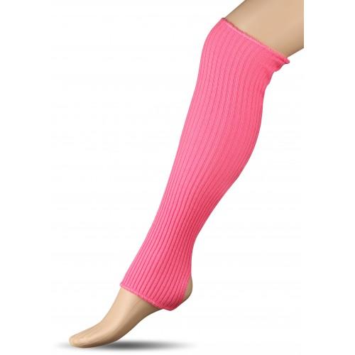 Гетры для гимнастики и танцев (шерсть) СН1 розовые