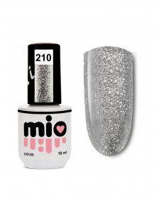 MIO гель-лак для ногтей 210, 10 ml