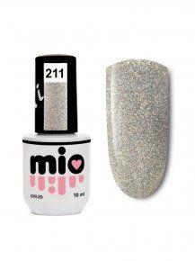 MIO гель-лак для ногтей 211, 10 ml