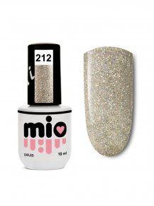 MIO гель-лак для ногтей 212, 10 ml