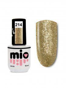 MIO гель-лак для ногтей 214, 10 ml