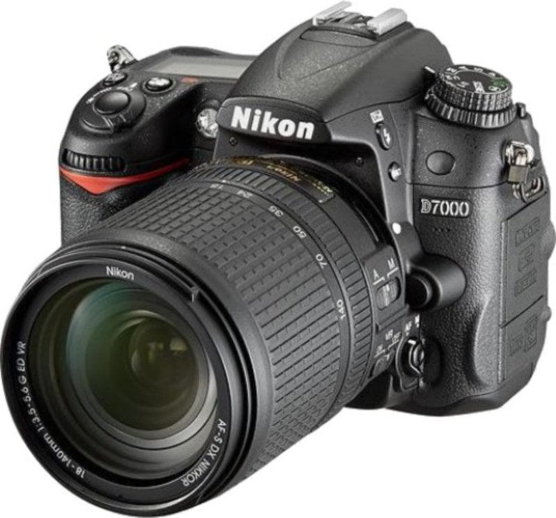 Nikon D7000 Kit 18-140mm f/3.5-5.6G ED VR DX AF-S