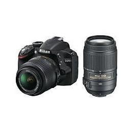 Nikon D7000 Kit (18-55mm f/3.5-5.6G AF-S VR DX Zoom-Nikkor + 55-200mm f/4-5.6G AF-S DX IF-ED Zoom-Nikkor)