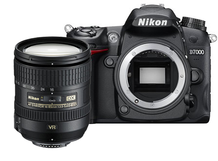 Nikon D7000 Kit (16-85 mm f/3.5-5.6G ED VR AF-S DX Nikkor)