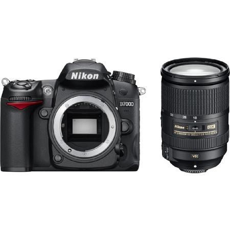 Цифровой фотоаппарат Nikon D7000 18-300 VR