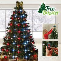Ёлочная конусная гирлянда Free Dazzler, Кол-во ламп 48 шт.