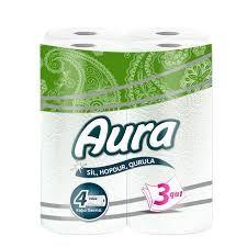 Кухонные полотенца 4 шт Aura