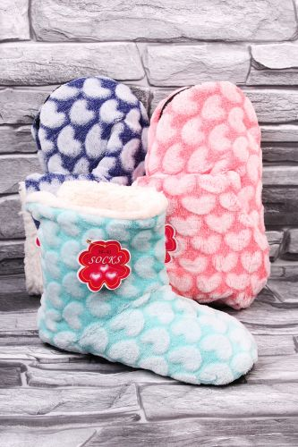 """Носки- тапки женские """"Socks"""" № 3172"""