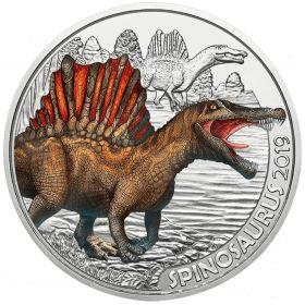 Спинозавр  3 евро Австрия 3 евро 2019 на заказ