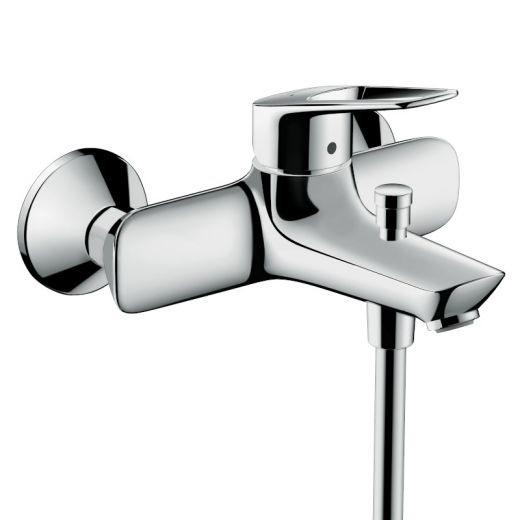 Смеситель для ванны HansGrohe HG Novus Loop ВМ хром