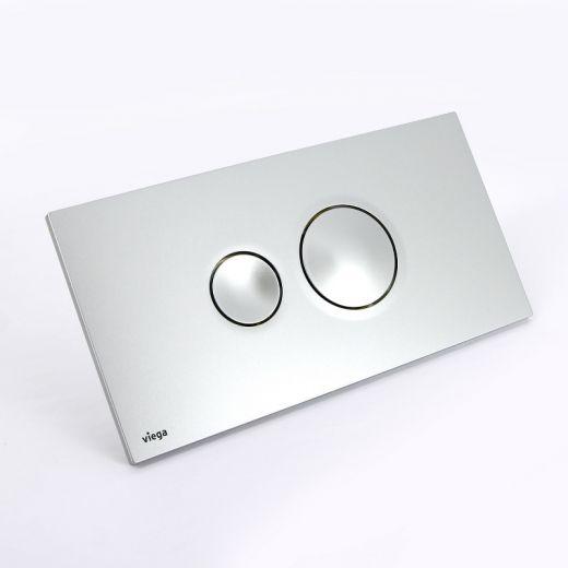 Кнопка смыва Visign Viega Visign for Style10 пластик хром матовый