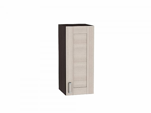Шкаф верхний Лофт В309 (Cappuccino Veralinga)