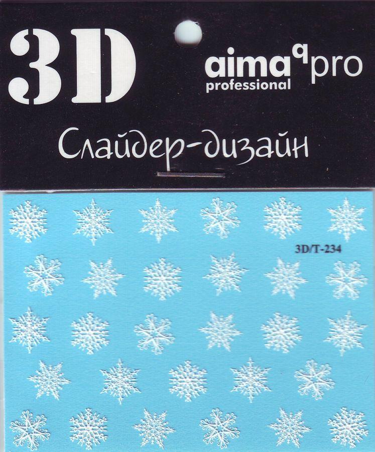 3D Слайдер-дизайн aimaqPRO 3D/Т234 новый год