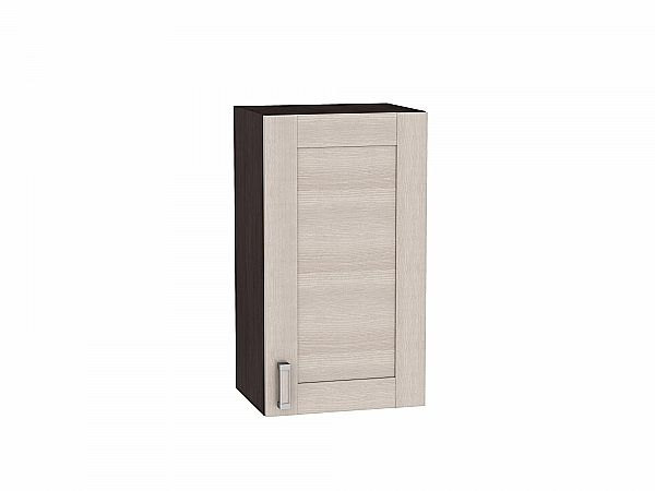 Шкаф верхний Лофт В409 (Cappuccino Veralinga)