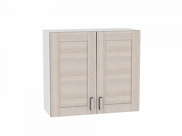 Шкаф верхний Лофт В800 (Cappuccino Veralinga)