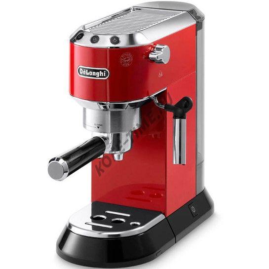 Кофеварка рожковая DeLonghi EC 680.R