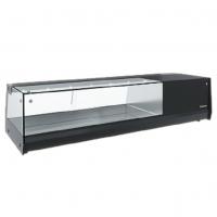 Витрина холодильная Полюс Cube Bar AС37 SM 1,0-1 (ВХСв-1,0 Сarboma Cube)