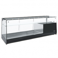 Витрина холодильная Полюс Cube Bar AC37 SM 1,8-11 (ВХСв-1,8 XL Сarboma Cube)
