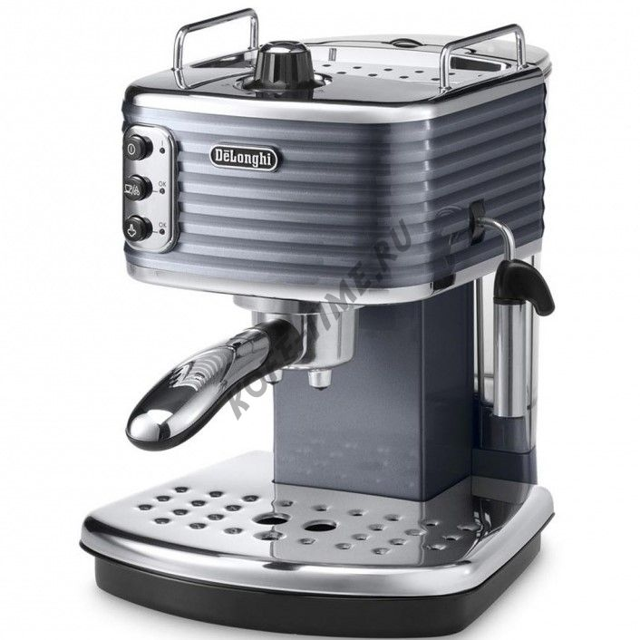 Кофеварка Delonghi ECZ 351 Gray