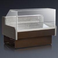 Витрина холодильная Холод Сибири Иней-Куб Угловая СТ (среднетемпературная)