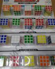 Мини кубик рубик 1701 3см х 3см цветные на блистере отгрузка по 5 шт.