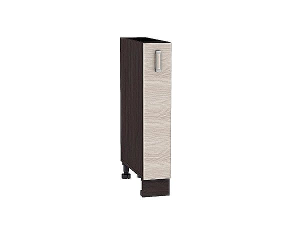 Шкаф нижний бутылочница Лофт НБ150 (Cappuccino Veralinga)