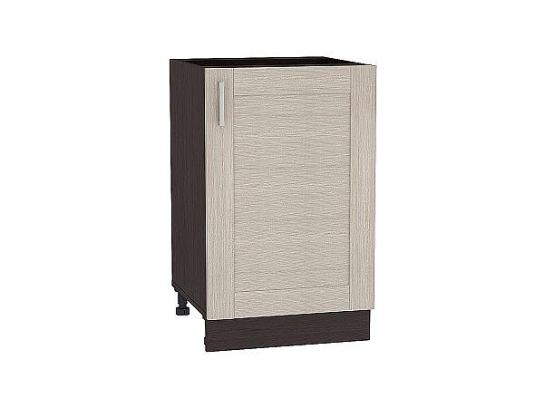 Шкаф нижний Лофт Н500 (Cappuccino Veralinga)